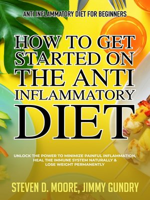 cover image of Anti Inflammatory Diet for Beginners - How to Get Started on the Anti Inflammatory Diet