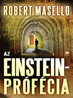 cover image of Az Einstein-prófécia