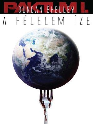 cover image of A félelem íze