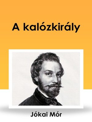 cover image of A kalózkirály