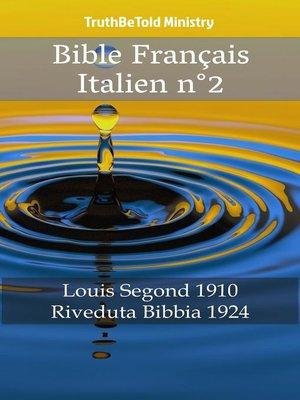 cover image of Bible Français Italien n°2