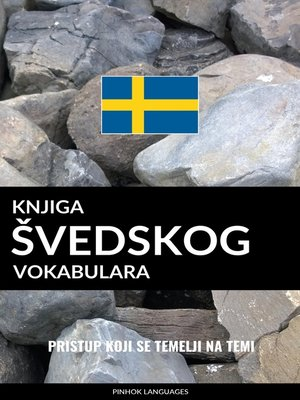 cover image of Knjiga švedskog vokabulara
