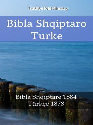 cover image of Bibla Shqiptaro Turke
