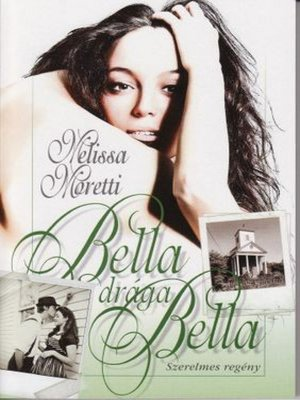 cover image of Bella, drága Bella