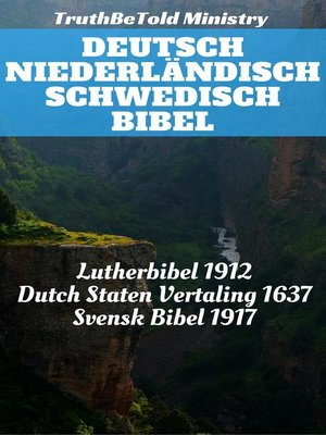 cover image of Deutsch Niederländisch Schwedisch Bibel