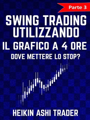 cover image of Swing trading con il grafico a 4 ore 3