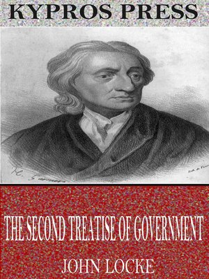cover image of The Second Treatise of Government