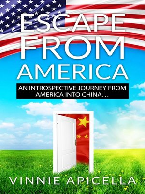 cover image of Escape from America