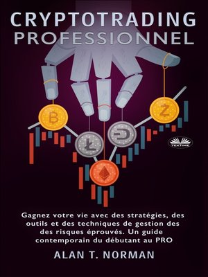 cover image of Cryptotrading Professionnel