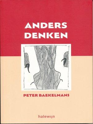 cover image of Anders Denken