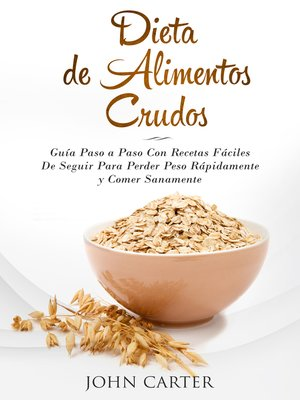 cover image of Dieta de Alimentos Crudos