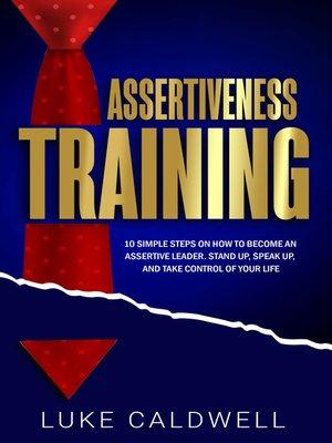 cover image of Assertiveness Training