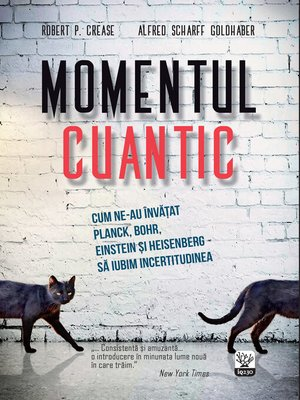 cover image of Momentul cuantic