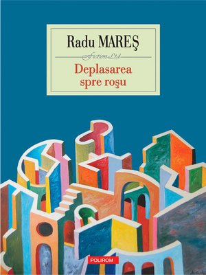 cover image of Deplasarea spre rosu