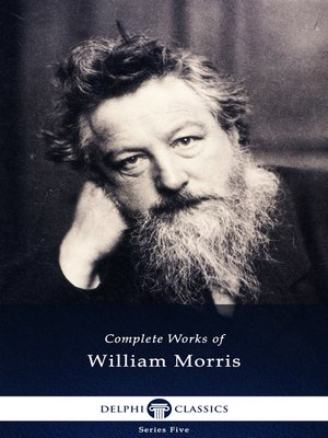 cover image of Delphi Complete Works of William Morris