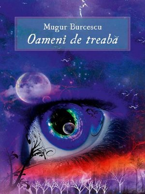 cover image of Oameni de treabă