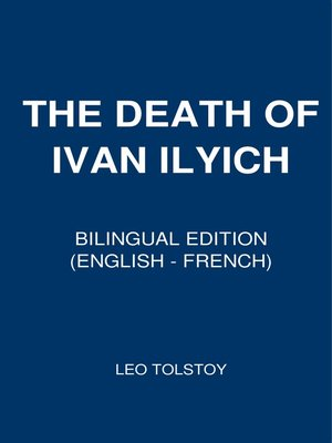 cover image of The Death of Ivan Il'ich