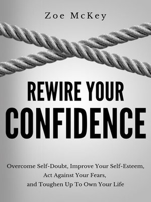 cover image of Rewire Your Confidence