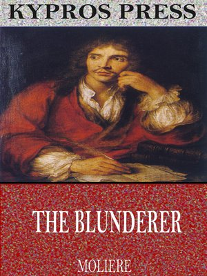 cover image of The Blunderer