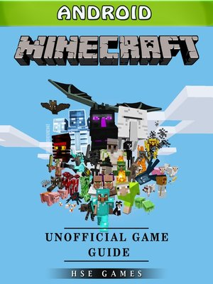 cover image of Minecraft Android Unofficial Game Guide