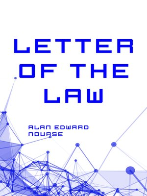 cover image of Letter of the Law