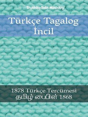 cover image of Türkçe Tagalog İncil