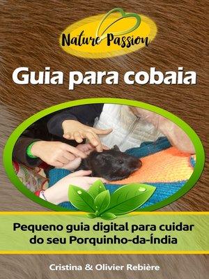 cover image of Guia para cobaia