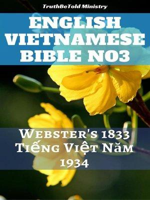 cover image of English Vietnamese Bible No3