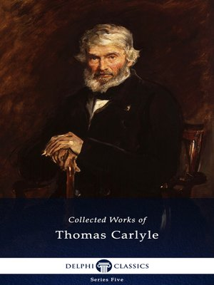 cover image of Delphi Collected Works of Thomas Carlyle