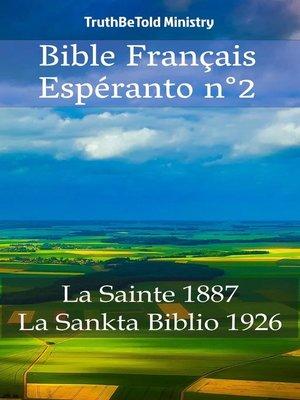 cover image of Bible Français Espéranto No2