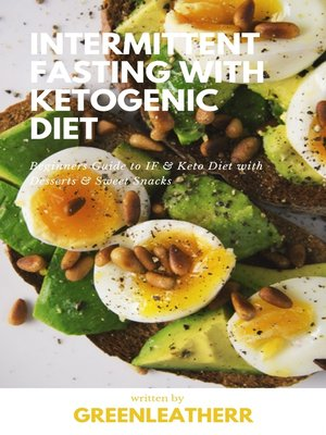 cover image of Intermittent Fasting With Ketogenic Diet