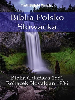 cover image of Biblia Polsko Słowacka