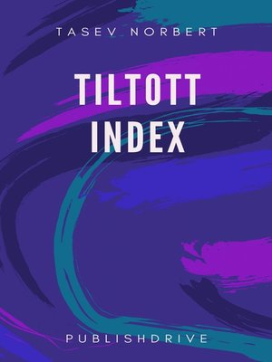 cover image of Tiltott Index