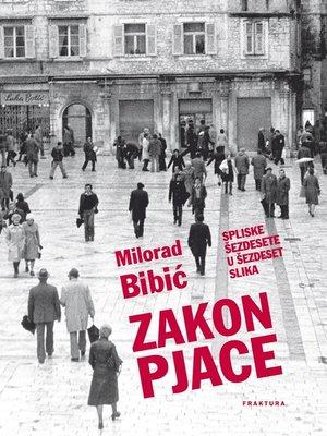 cover image of Zakon Pjace