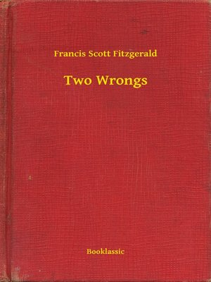 cover image of Two Wrongs