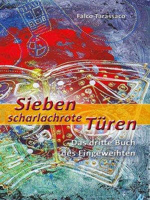 cover image of Sieben Scharlachrote Türen