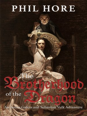 cover image of The Brotherhood of the Dragon