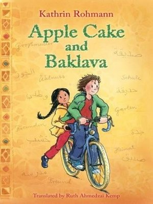 cover image of Apple Cake and Baklava