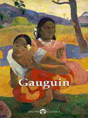 cover image of Delphi Complete Works of Paul Gauguin (Illustrated)