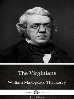 cover image of The Virginians by William Makepeace Thackeray