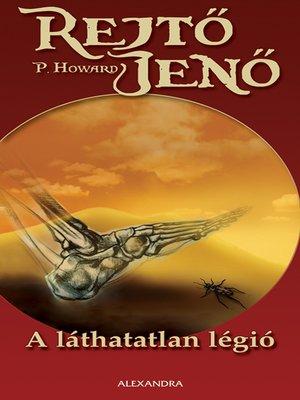 cover image of A láthatatlan légió