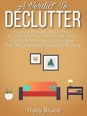 cover image of A Verdict To Declutter
