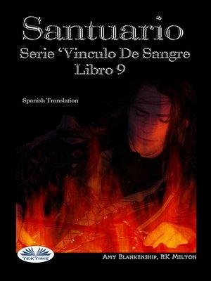 cover image of Santuario