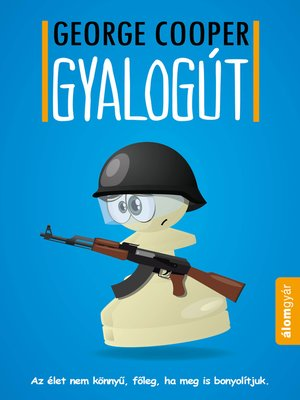 cover image of Gyalogút