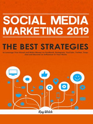 cover image of Social Media Marketing 2019