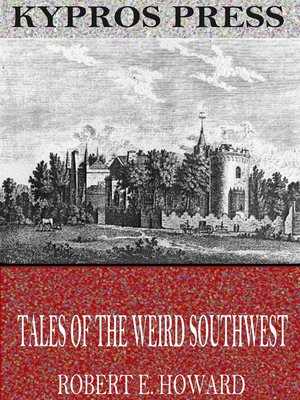cover image of Tales of the Weird Southwest