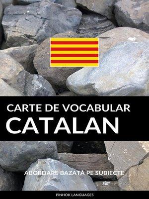 cover image of Carte de Vocabular Catalan
