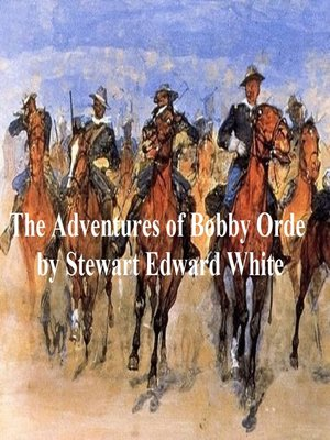 cover image of The Adventures of Bobby Orde