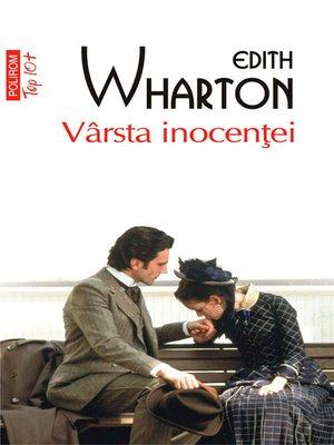 cover image of Vârsta inocenței