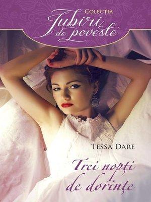 Cover Image Of Trei Nopti De Dorinte